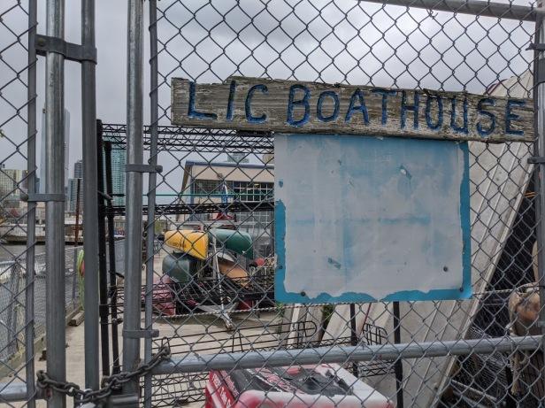 boat house lic