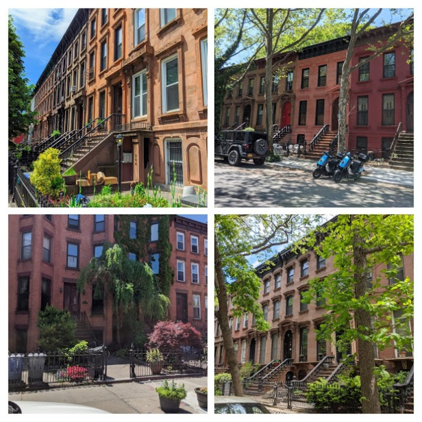 bedstuy 6 townhouses