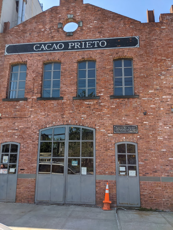 red hook chocolate factory